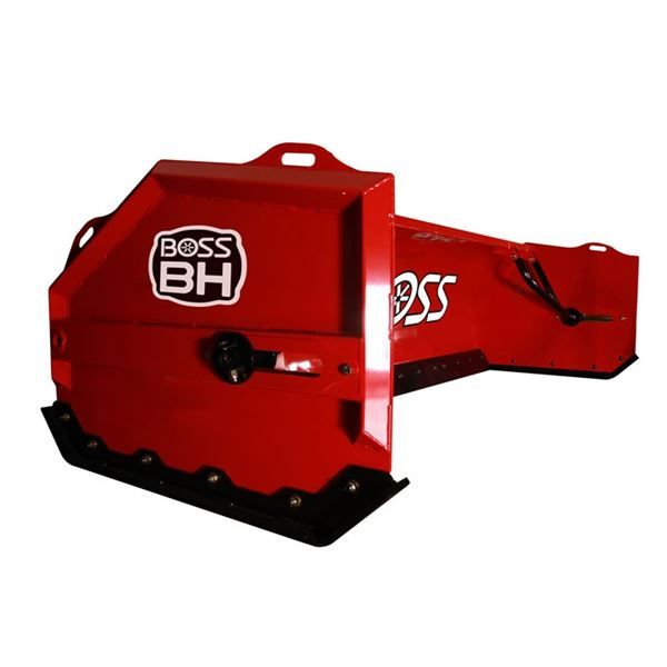 BOSS BH BACKHOE BOX PLOW