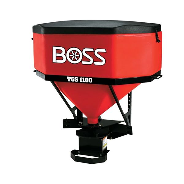 BOSS TGS 1100 TAILGATE SPREADER