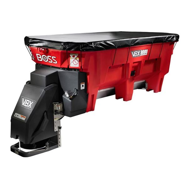 BOSS VBX 8000 V BOX SPREADER