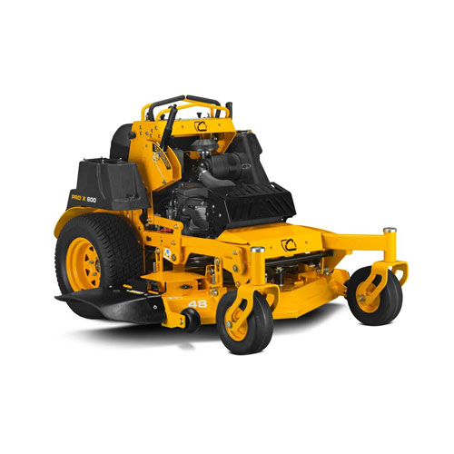CUB CADET PRO X 648 COMMERCIAL STAND ON MOWER