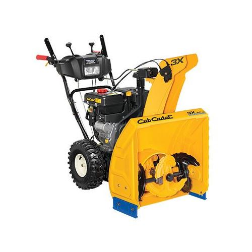 Cub Cadet Snow Thrower 3X 24 HD