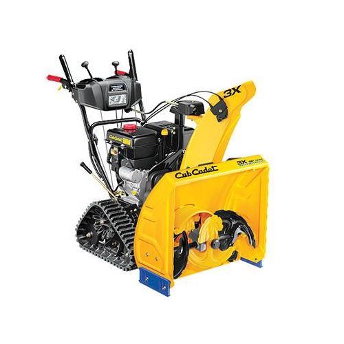 Cub Cadet Snow Thrower 3X 26 HD TRAC