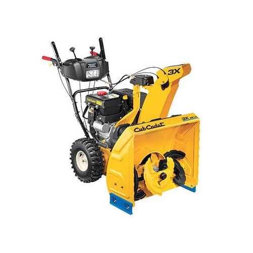 Cub Cadet Snow Thrower 3X 26 HD