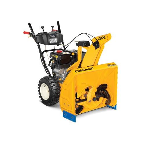 Cub Cadet Snow Thrower 3X 28 HD