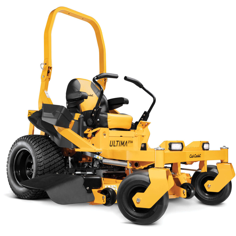 Buckeye Valley Equipment Hebron Ohio USA Cub Cadet ULTIMA ZTX SERIES Zero Turn Mower ZTX4 54
