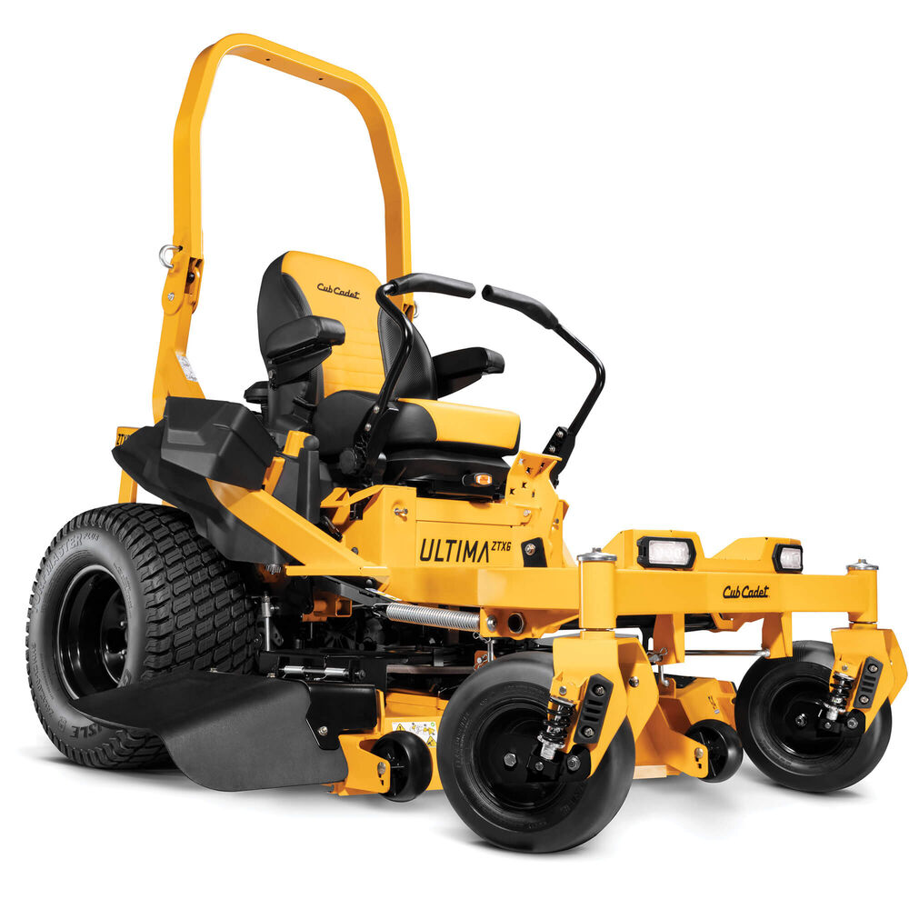 Buckeye Valley Equipment Hebron Ohio USA Cub Cadet ULTIMA ZTX SERIES Zero Turn Mower ZTX6 54