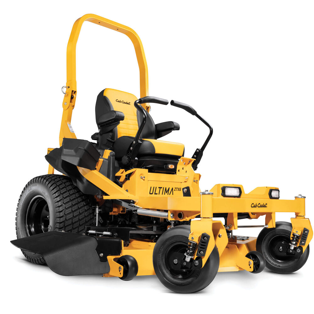 Cub Cadet ULTIMA ZTX SERIES Zero Turn Mower